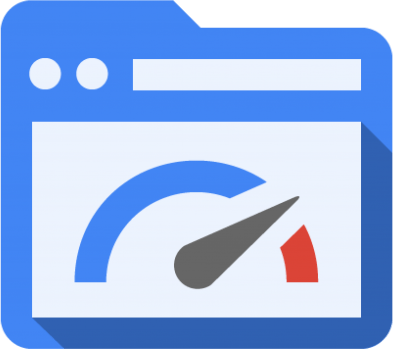 WordPress page speed icon