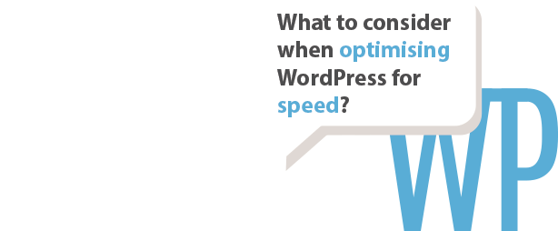 Consider optimise wordpress page speed